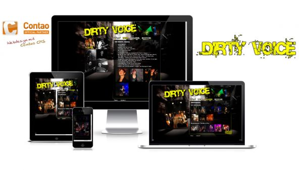 2011 - Dirty Voice - Band